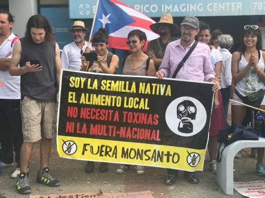 Actividades de movilización Comunitaria. 19 de Mayo 2017. San Juan de Puerto Rico.